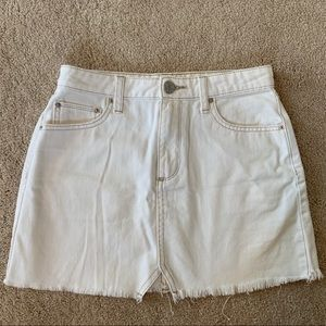 Urban Outfitters Mini Denim Skirt